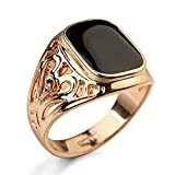 Star Jewelry Signet Pinky Ring