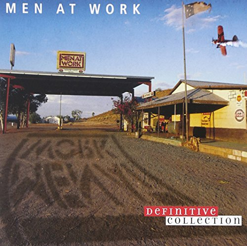 CD : Men at Work - Definitive Collection (CD)