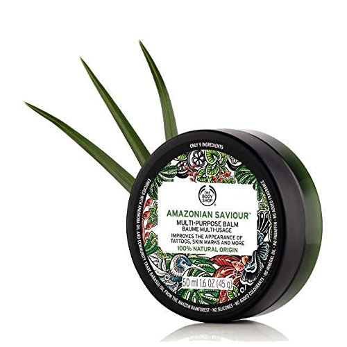The Body Shop Amazonian Saviour multiuso balsamo 50ml/45G