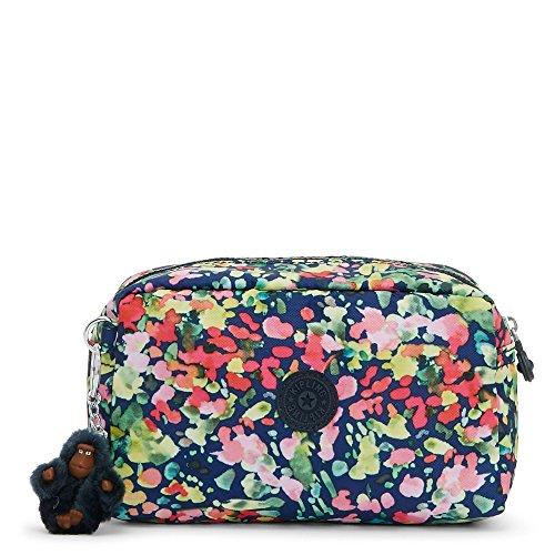 Kipling Women's Gleam Printed Pouch One Size Sweet Bouquet by Kipling