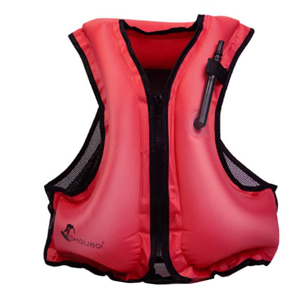 RFDSC Chaleco Inflable cómodo y Premium para Practicar Snorkel ...