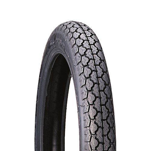 Duro HF319 Front/Rear 4 Ply 3.25-18 Classic Vintage (K70) Motorcycle Tire by Duro