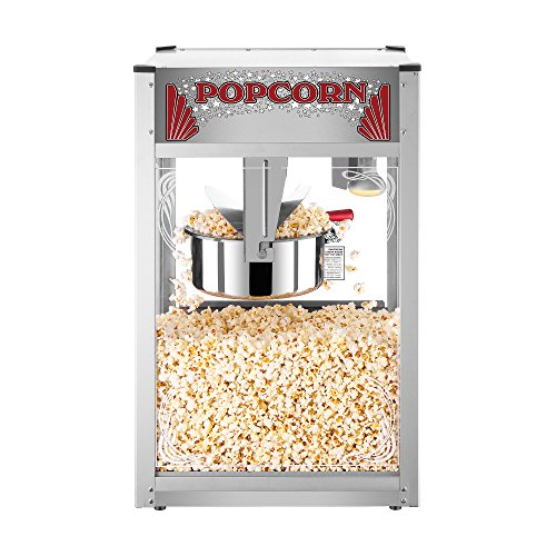 Majestic Popcorn Machine- Commercial Style Popcorn Popper Machine-Makes Approx. 7.5 Gallons Per Batch by Superior Popcorn (16 oz.) by Superior Popcorn Company (Image #4)