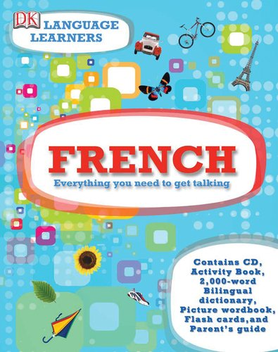 French Language Learner by Brand: DK CHILDREN