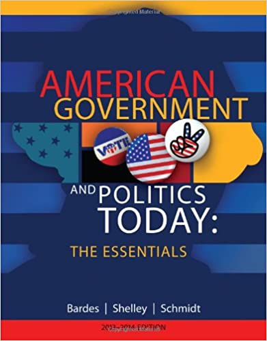 American Government And Politics Today The Essentials 2014 Pdf