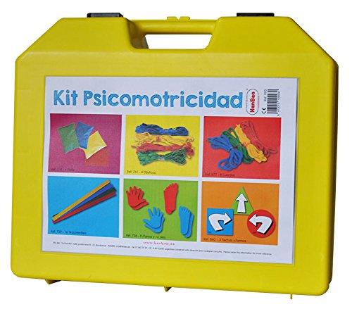 993 Henbea Kit psicomotricidad