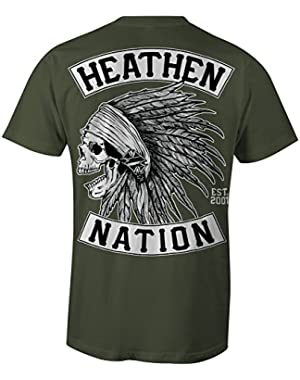 Military Green Chief T-Shirt