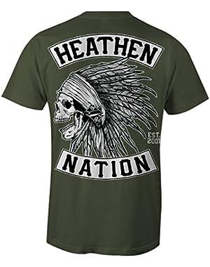 Military Green Chief T-Shirt