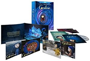 Cover Image for 'Coraline Gift Set (Collector's Edition)'