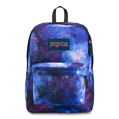 JanSport Black Label Superbreak Backpack - Lightweight School Bag | Deep Space