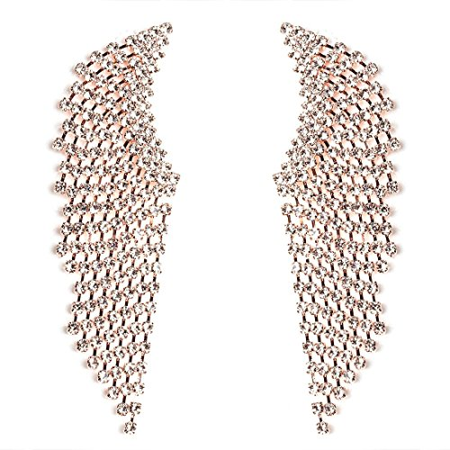 NLCAC Earrings Sparkling Crystal Earring product image