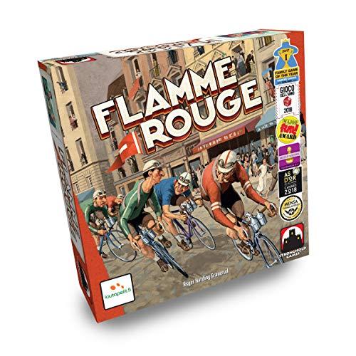 Flamme Rouge - Finish Rouge