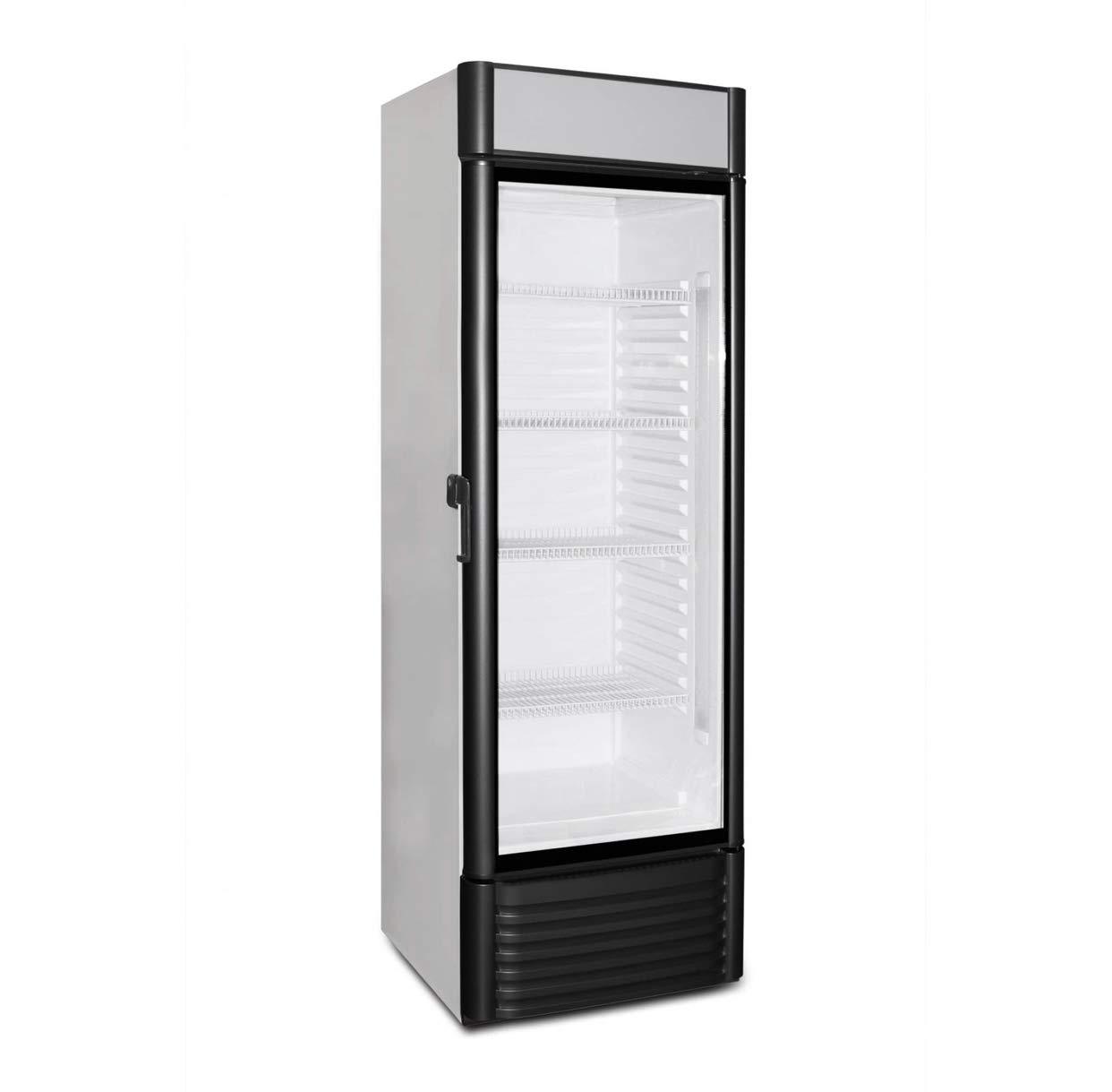 Frigorífico con puerta de cristal con 336 L de capacidad ...