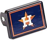 Stockdale Houston Astros Universal Hitch Cover Color Bumper Trailer Auto Cap Baseball