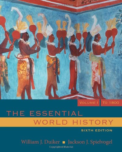 The Essential World History: To 1800