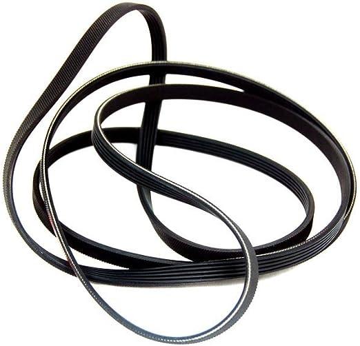 5PHE 1540H5 // 1540 H5 Spares2go Belt for Creda Tumble Dryer