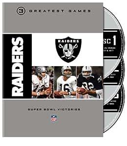 NFL Greatest Games: Oakland Ra [Import]