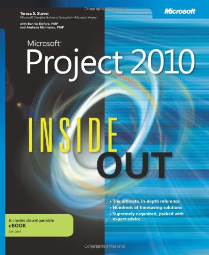 [PDF] Microsoft Project 2010 Inside Out Free Download | Publisher : Microsoft Press | Category : Computers & Internet | ISBN 10 : 0735626871 | ISBN 13 : 9780735626874