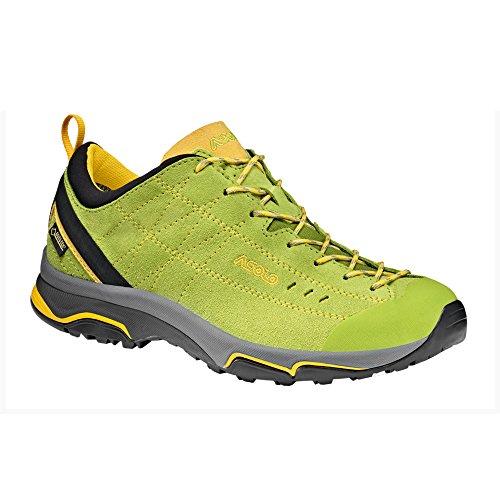 Asolo Nucleon GV Hiking Shoe - Women's Verbena/Yellow, 8.0