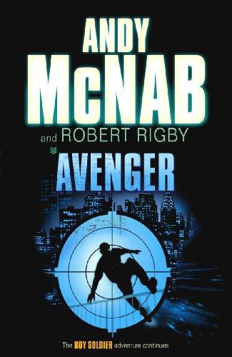 avenger mcnab andy rigby robert