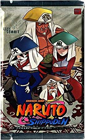 Amazon.com: Naruto Shippuden Juego de cartas Kage Summit ...