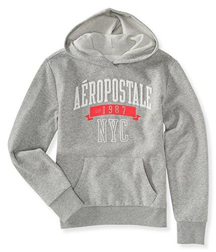 Aeropostale Womens Glitter Hoodie Sweatshirt