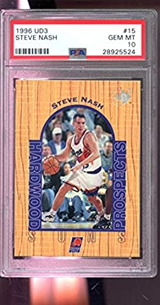 save off bffbe f6f2d Amazon.com: 1996-97 Upper Deck UD3#15 Hardwood Prospects ...