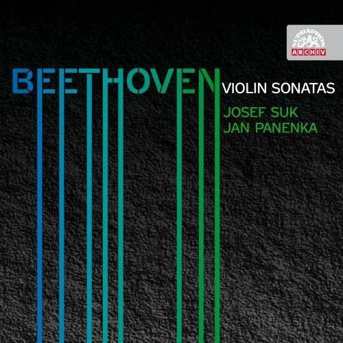 Beethoven: Violin Sonatas (Complete) by violin Josef Suk (2012-02-23)