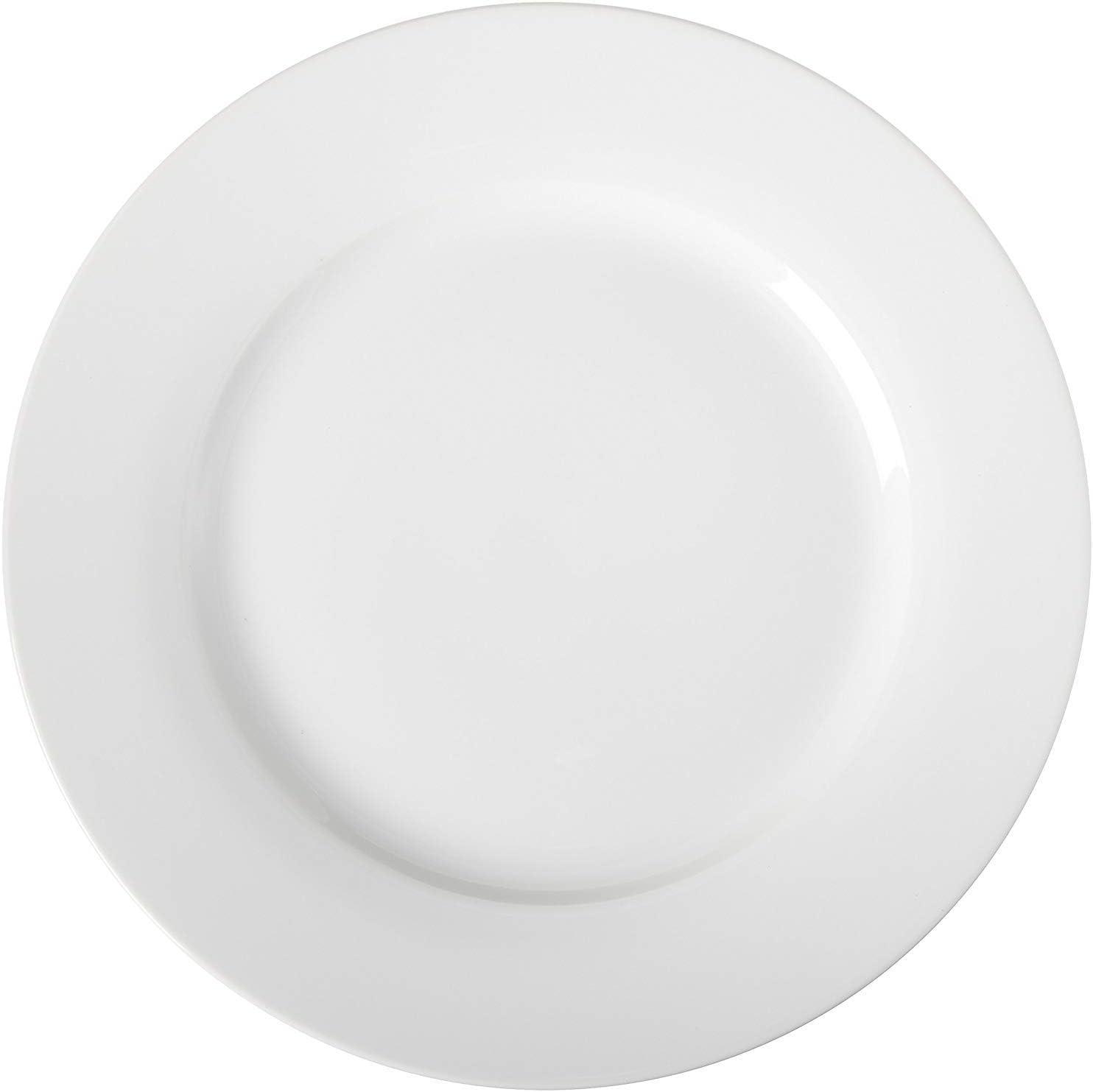 Juego de 6 platos llanos