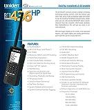 Uniden BCD436HP HomePatrol Series Digital
