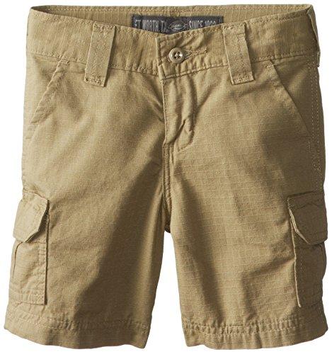 UPC 029311780616, Dickies Little Boys' Toddler Ripstop Cargo Short, Desert Sand, 4T