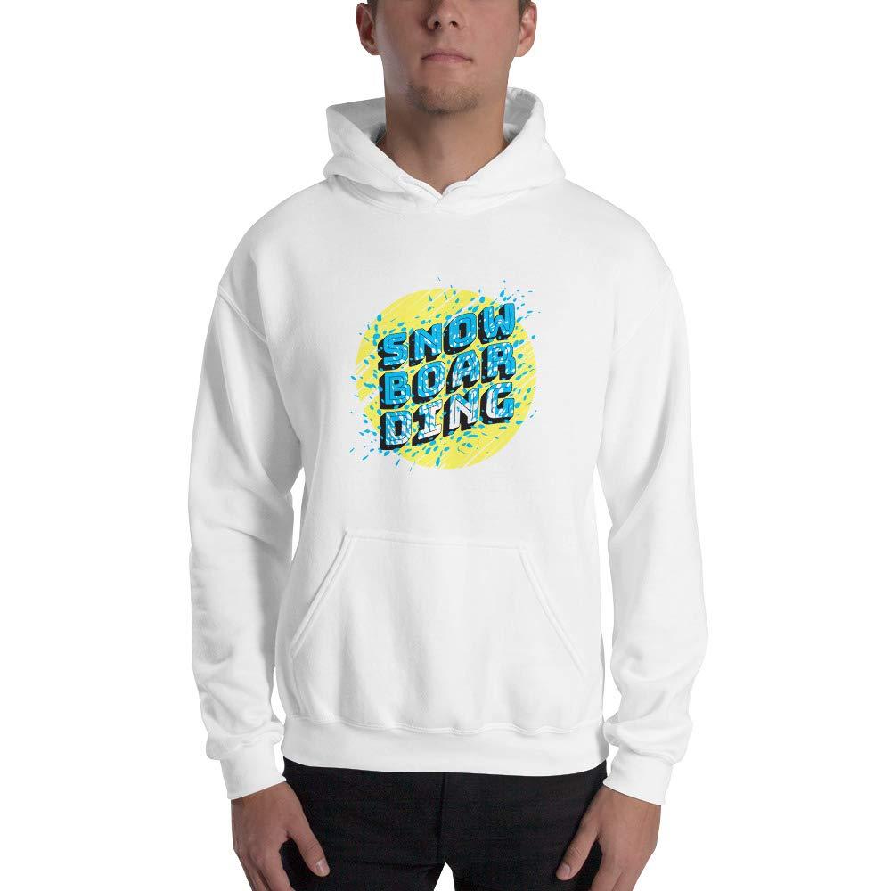 Viam Star Snowboarding Authentic Sweatshirt Sweater Pullover-Unisex Hoodie