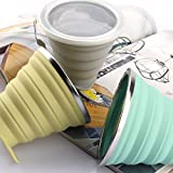 ME.FAN Silicone Collapsible Travel Cup - Silicone