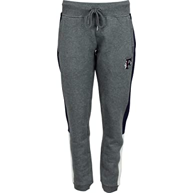 a05ef914698 PUMA Men s x Fenty by Rihanna Fitted Panel Sweatpants Charcoal Heather X-Small  31.5