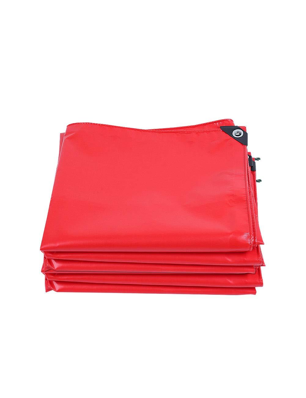 DLyng アウトドアテント、ペット、ピクニックマット用キャンプ防水タープUV抵抗ヘビーデューティー (Size : 4m*4m) 4m*4m  B07HF557KZ