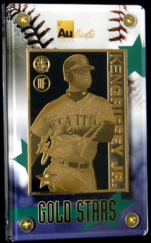 Ken Griffey Jr. 1999 Gold Stars MLB Series Gold Card lot of 45 ()