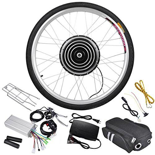 "48v 1000w 26"" Front Wheel Brushless Electric Bicycle Motor K"