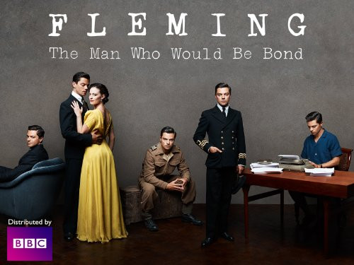 Fleming: The Man Who Would Be Bond (2014) (Television Series)