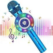 FISHOAKY Karaoke Microphone