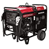 10000 watt portable generator - Honda 660590 10,000 Watt Industrial Portable Generator w/ DAVR Technology (CARB)