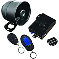 Soundstream ARS.3 Tarantula 2-Way LCD 1 Mile Range 4 Channel Car Alarm / Remote Start System