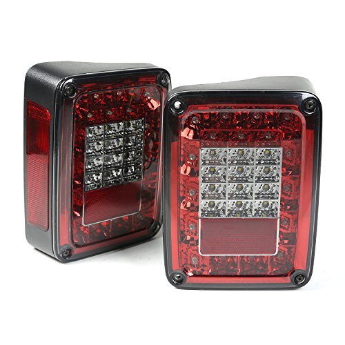 Rugged Ridge Led Tail Lights - 1