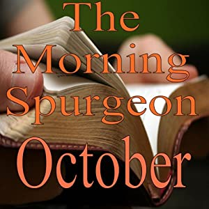 The Morning Spurgeon: October Audiobook