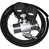 RDS Diesel Install Kit for Auxiliary Diesel Fuel Tank - Fits 1999-Current Ford, 2011-Current Chevrolet and GMC, and Dodge 1999-2012, Model# 011025
