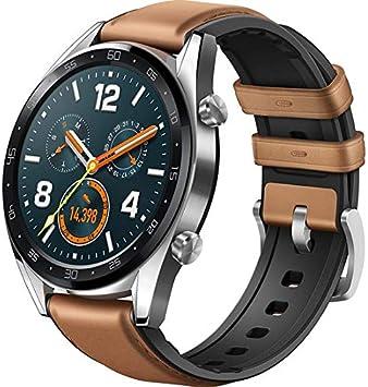 HUAWEI Watch GT Reloj Inteligente Plata AMOLED 3,53 cm (1.39
