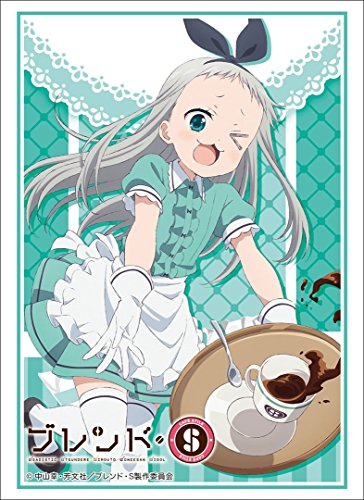Blend-S-Hideri-Kanzaki-P2-60pcs-Trading-Card-Game-Character-Sleeve-Collectible-Anime-Art-Vol1490