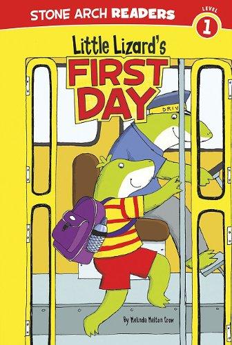 Little Lizard's First Day pdf
