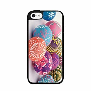 Colorful Easter Eggs TPU RUBBER SILICONE Phone Case Back Cover iPhone 5 5s