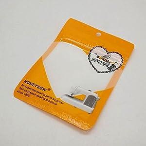 Honeysew Gear Main Shaft For Singer 242 247 248 1263 2300 2404 6105 974 #319695 from HONEYSEW