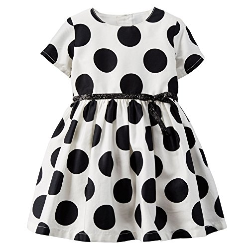 Carters Clothing Outfit Girls Sateen